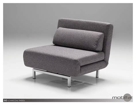 mobital iso sofabed single modern furnishings