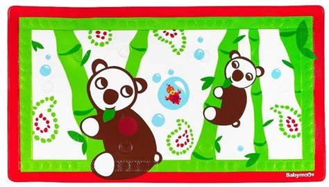 babymoov tapis de bain panda doudouplanet