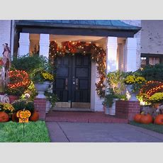 Design Withpanache! Outdoor Decorating For Autumn