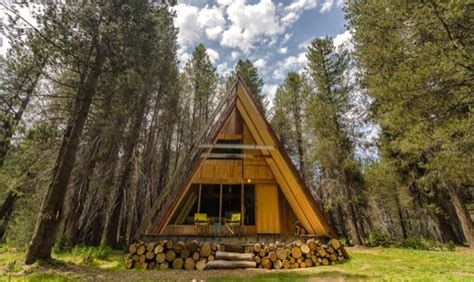 a frame cabins 30 amazing tiny a frame houses that you ll actually want