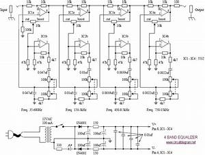 Active Subwoofer Circuit Diagram  Active  Free Engine