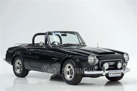Datsun Fairlady 2000 by Sold Datsun Fairlady 2000 Roadster Auctions Lot 33