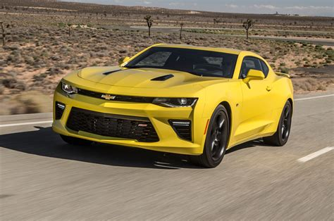 2016 Camaro Reviews by 2016 Chevrolet Camaro Ss Test Review Photo Gallery