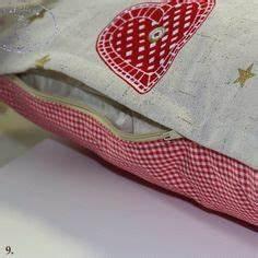 Kissenhülle Mit Reißverschluss Nähen : n hen kissen on pinterest pillows oder and weihnachten ~ Yasmunasinghe.com Haus und Dekorationen