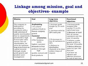 business goals examples 5 easy steps to smart goal With company goals and objectives template