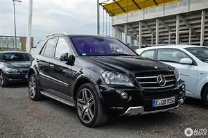 Mercedes Ml W164 Zubehör : mercedes benz ml 63 amg w164 2009 25 june 2013 autogespot ~ Jslefanu.com Haus und Dekorationen