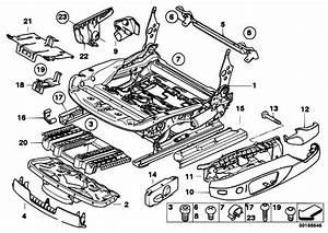 Original Parts For E90 M3 S65 Sedan    Seats   Front Seat