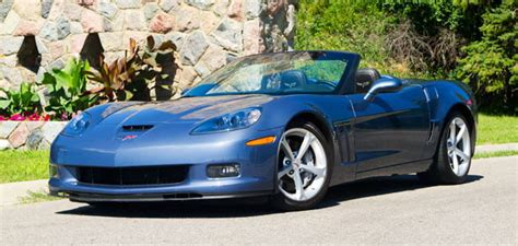 2011 Chevrolet Corvette Grand Sport Convertible Review
