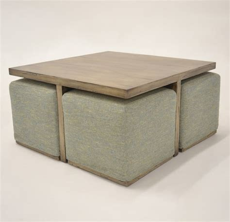 These pictures of this page are about:coffee table with cube seating. 11 Stylish Space Saving Coffee Tables - Vurni