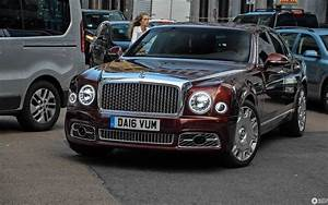 Bentley Mulsanne 2016 : bentley mulsanne 2016 17 june 2017 autogespot ~ Maxctalentgroup.com Avis de Voitures