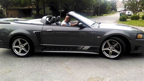 For Sale 2004 Saleen S281 Supercharged Convertible