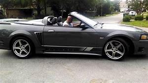 For Sale 2004 Saleen S281 Supercharged Convertible... - YouTube