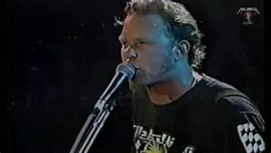 Metallica Nothing Else Matters Korea 1998 YouTube