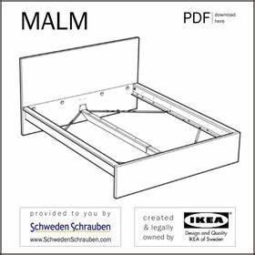 Ikea Malm Bett 180x200 Anleitung : download der ikea anleitungen shop kaufe ersatzteile ~ Watch28wear.com Haus und Dekorationen