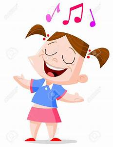 sing clipart singing clipart #girlsingingcolor_pw | 98 ...