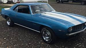 1969 Chevrolet Camaro Z28 | F276 | Kissimmee 2017