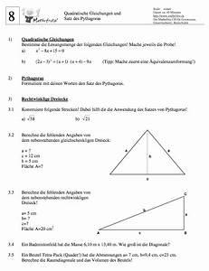 Maßstab Berechnen 5 Klasse Gymnasium : satz pythagoras aufgaben klasse 8 9 matheaufgaben satz ~ Themetempest.com Abrechnung