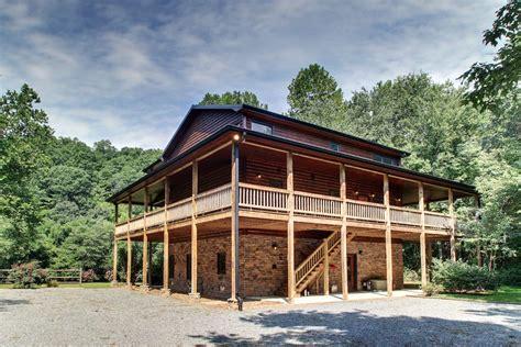 ocoee cabin rentals canoe cruise luxury on the ocoee river cabins for rent