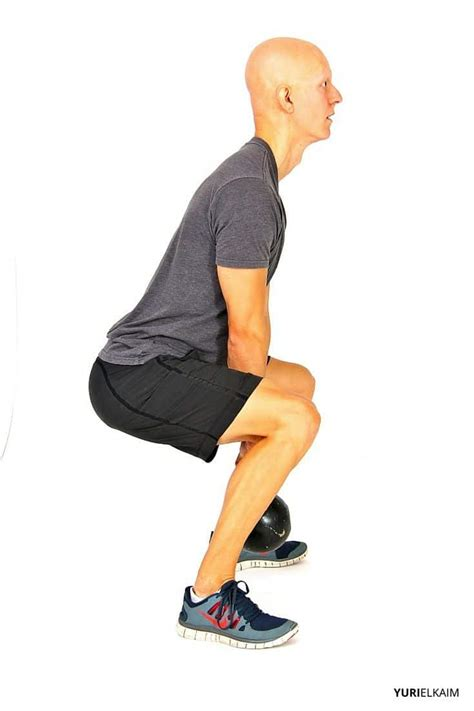squat form correct position side variations sumo finishing down knees stance hips ground straight yurielkaim