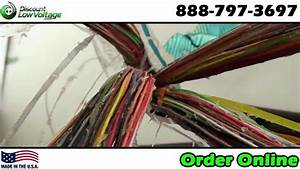 100 Pair Direct Burial Telephone Cable