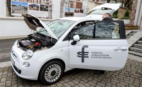 oto nowy samochod elektryczny  polski produkcja