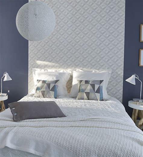 papier peint tendance chambre diy tete de lit chambre e interiorconcept