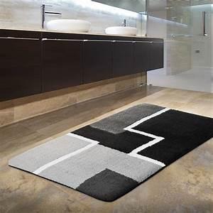 tapis cuisine gifi chaioscom With tapis de salle de bain design