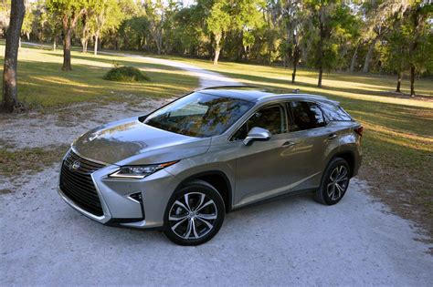 2017 Lexus Rx 350 Test Drive Review