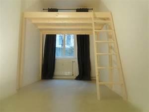 Hochbett 1 40x2 00 : unterboden hochbett diy pinterest etagenbett hochbetten und kinderbetten ~ Bigdaddyawards.com Haus und Dekorationen