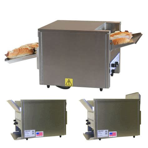 electric conveyor toaster buy belleco jt2 hc 2 dusk electric conveyor toaster