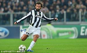 Andrea Pirlo vows to pour Champions League misery on ...