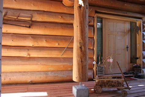 maison en bois houses maison bois rond