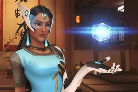 Overwatchs Symmetra Is Getting A Choice Of Two Ultimates