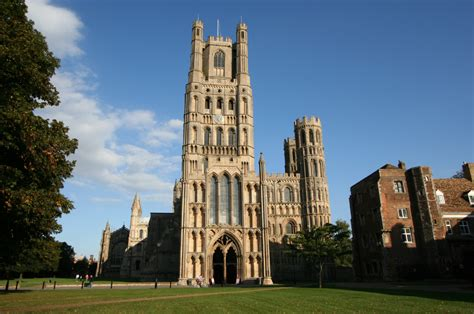ely cathedral  east anglia pass