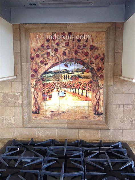 tile mural for kitchen tile murals kitchen backsplashes customer reviews 6170