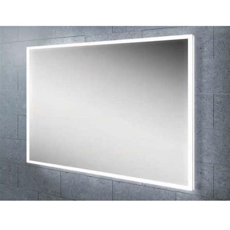 hib globe 60 steam free led illuminated mirror art no 78600000 baker and soars