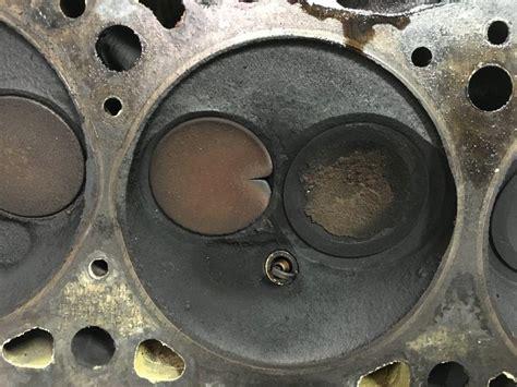 symptoms   burned exhaust valve explained