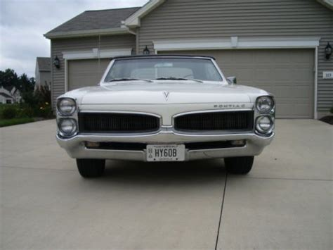 all car manuals free 1967 pontiac tempest on board diagnostic system purchase used 1967 pontiac tempest custom convertible in amherst ohio united states for us