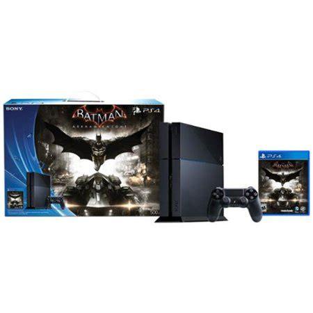 ps4 console bundle ps4 batman arkham console bundle walmart
