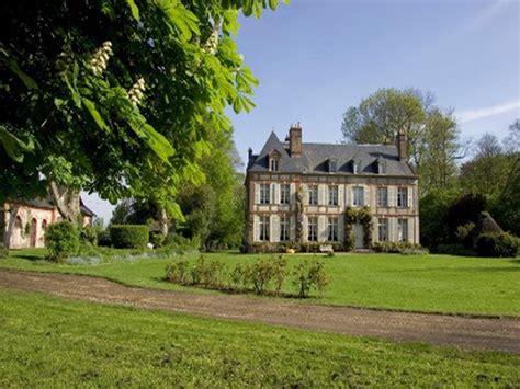 maison 224 vendre en basse normandie calvados gonneville sur honfleur beau manoir du 17eme