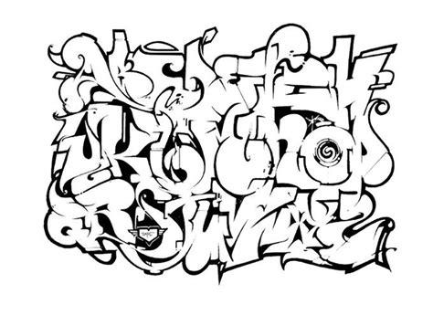 раскраска граффити