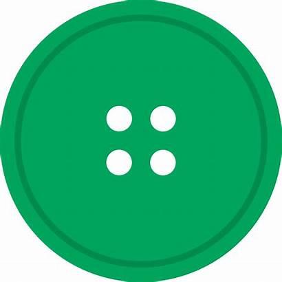 Button Clipart Clothes Buttons Transparent Round Clip