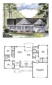 Bedroom Retirement House Plans Photo