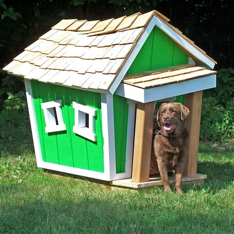 crooked doghouses grande