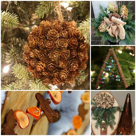 natural christmas decor ideas aka  christmas