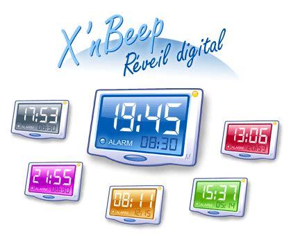 horloge bureau windows xp x 39 nbeep réveil digital pour windows xp widget gadget horloge beeper ce petit logiciel