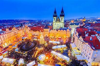 Christmas Markets Prague Europe Market Vienna German
