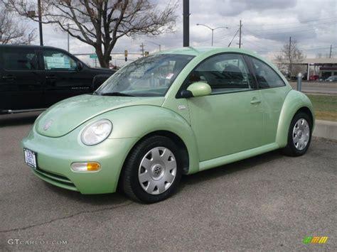 volkswagen green 2002 cyber green metallic volkswagen new beetle gl coupe