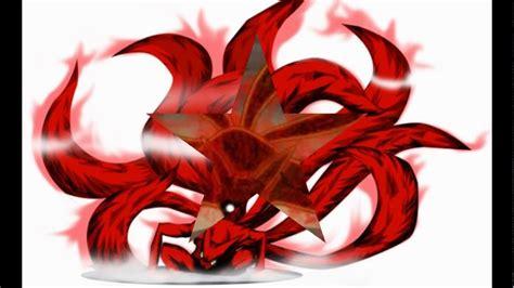 Foto Naruto Berubah Musang Ekor 9 Bergerak
