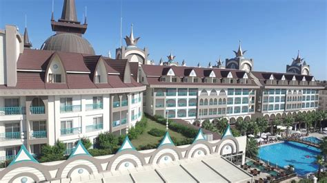 SIDE CROWN HOTELS - SIDE CROWN PALACE - YouTube